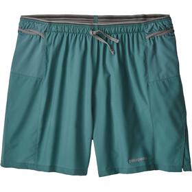 """Patagonia Strider Pro Shorts 5"""" Herr tasmanian teal"""